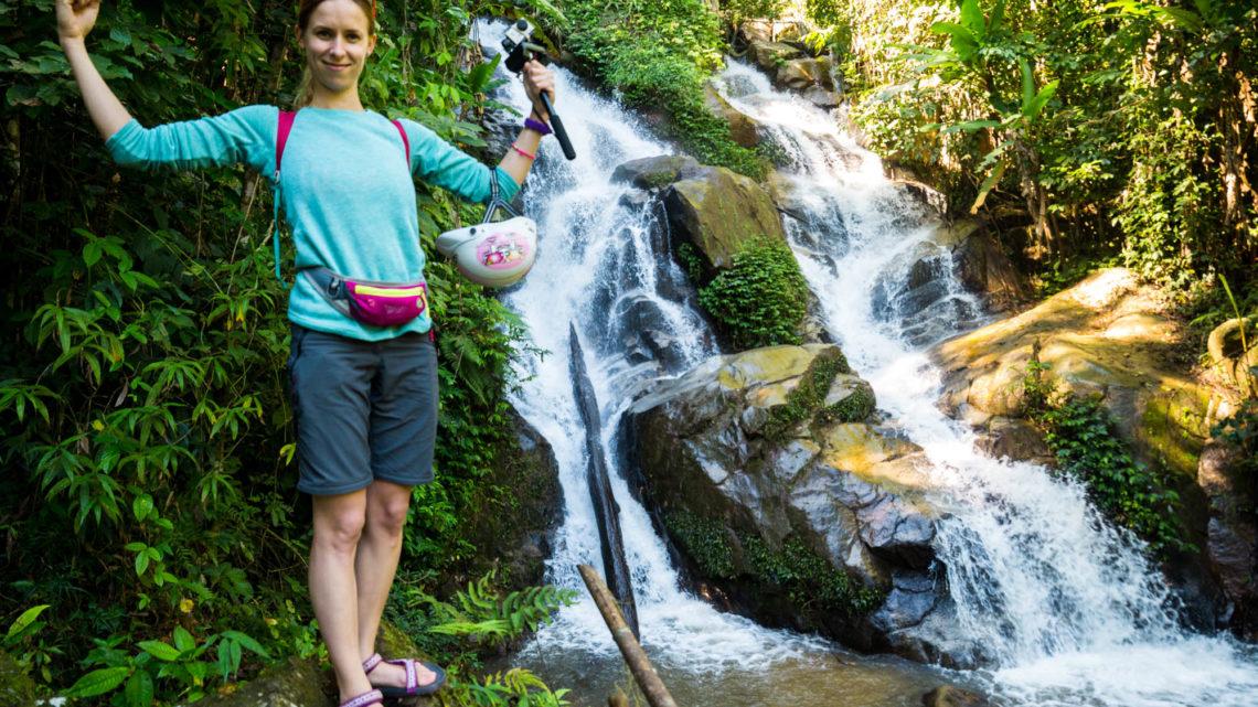 Dłuuuugo poszukiwany wodospad gdzieś w środkowej Tajlandii Chiang Mai i pyszna kolacja Activemove.pl, SPływy Pontonowe przełomem Dunajca, splywy kajakaowe Przełomem Dunajca, Przełom Dunajca, Wypożyczalnia Kajaków Atrakcje w Pieninach, Atrakcje Pienin, Kajaki na Dunajcu