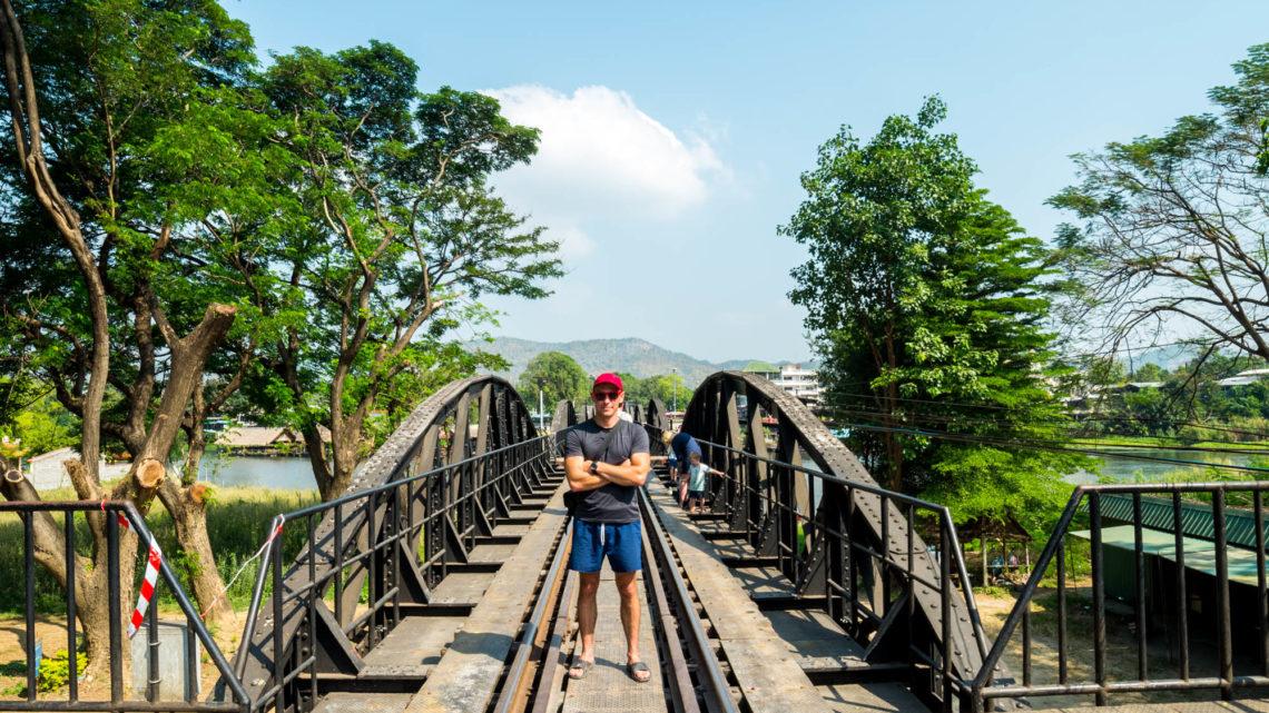 Most na rzece Kwai (Tajlandia)